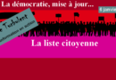 La liste citoyenne