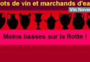 Pots de vin et marchands d'eau